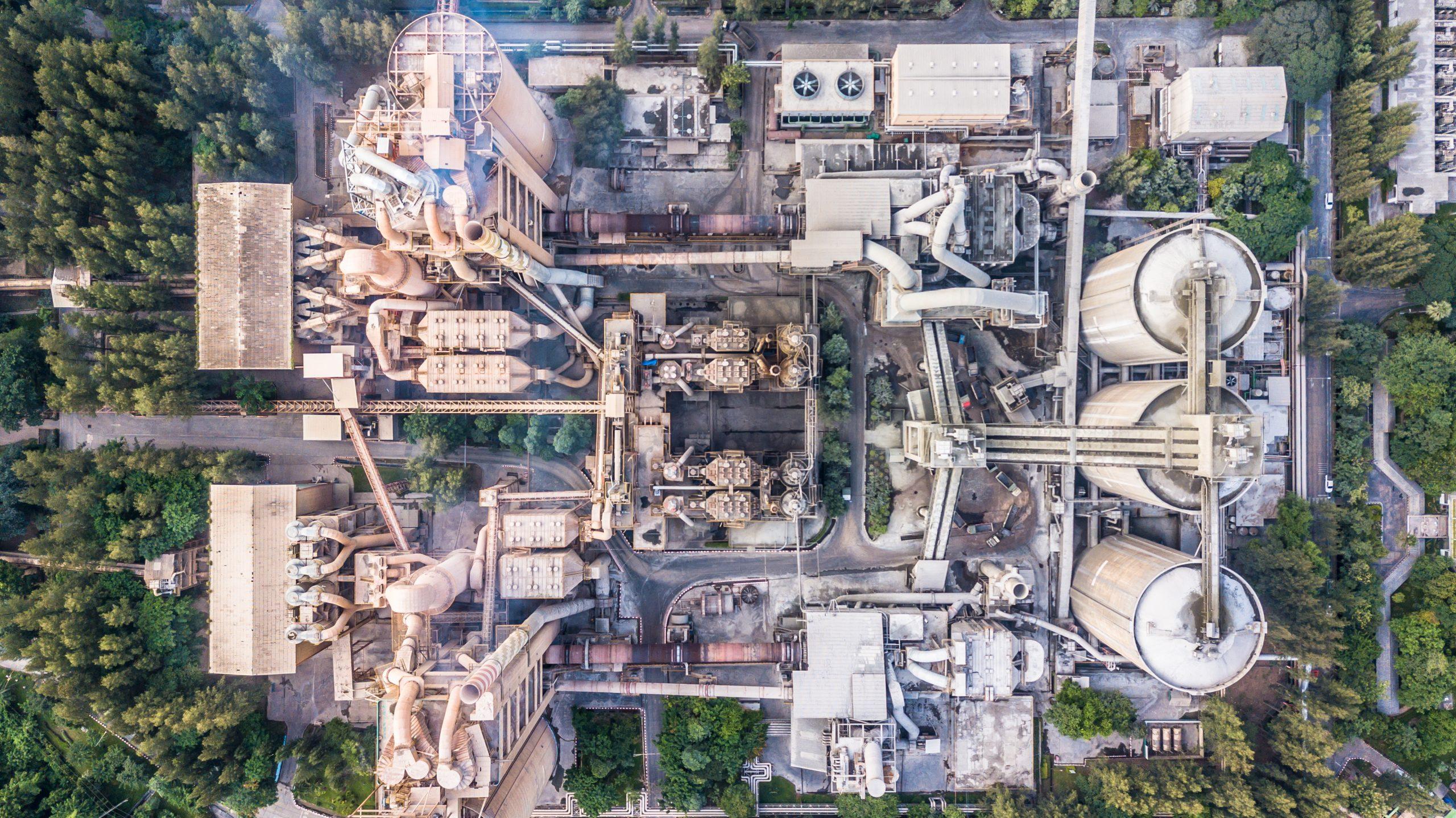 Reliability cement plant